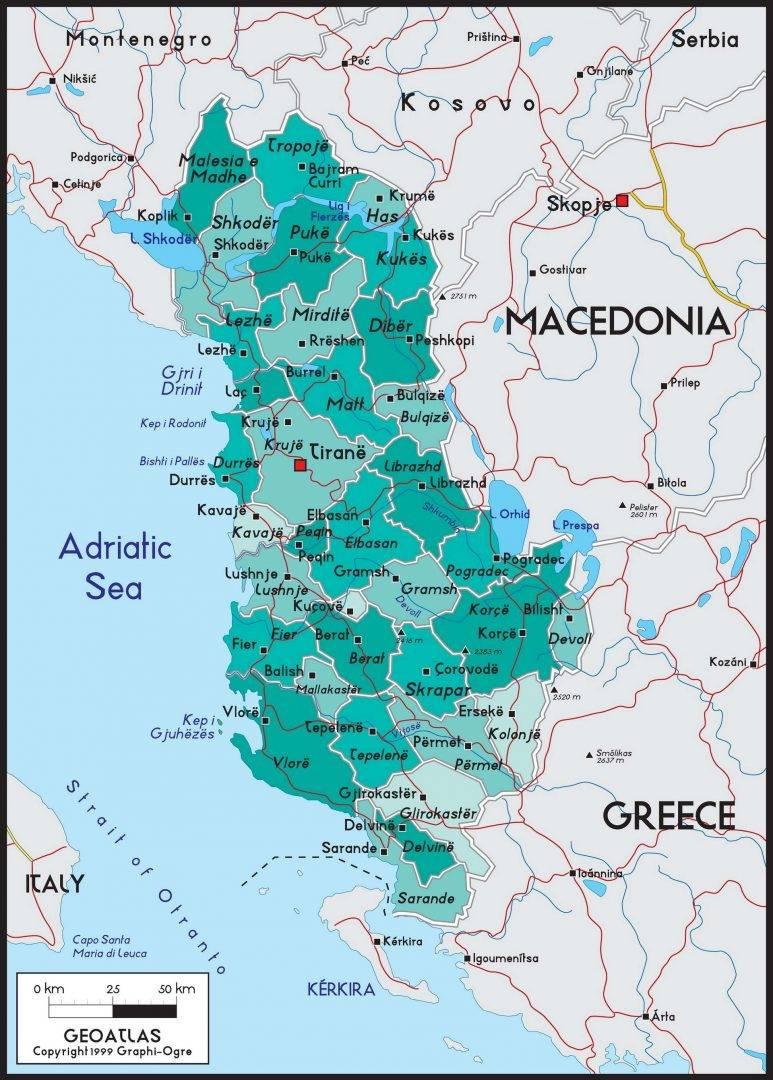 Albania wyjazdy firmowe