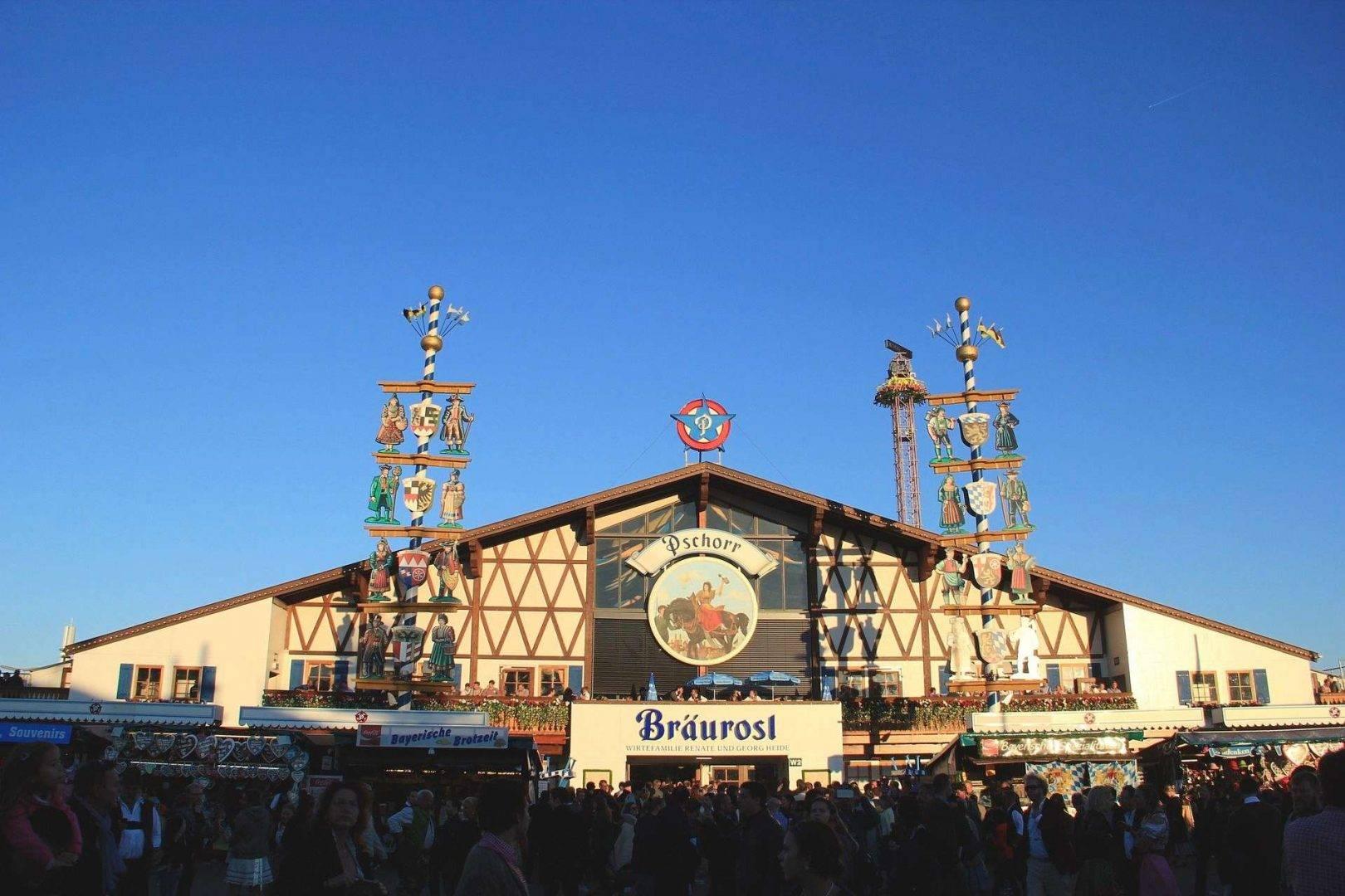 Wycieczka firmowa Oktoberfest Zamki Bawarskie