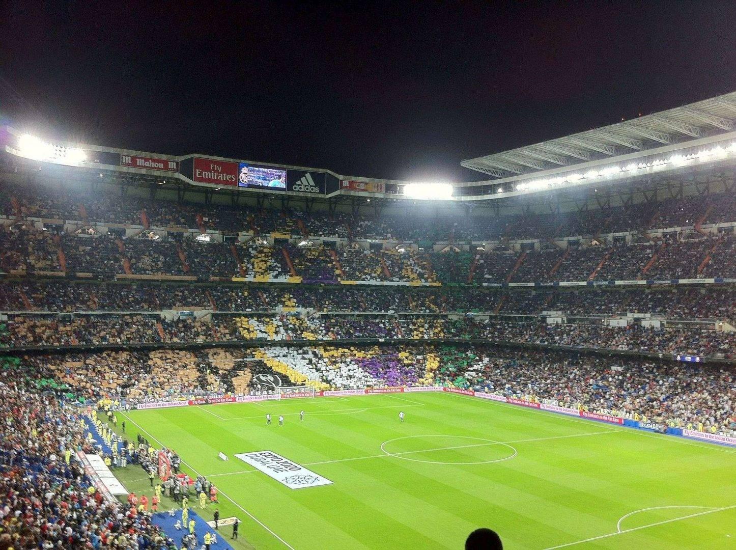 Wycieczka firmowa mecz Real Madryt