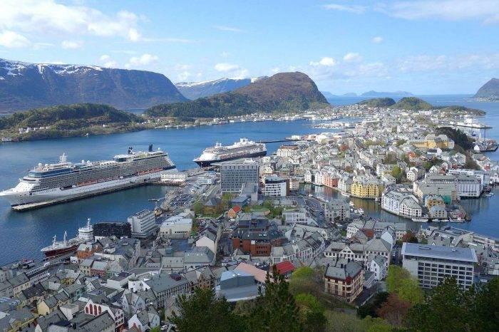 Oslo i fiordy