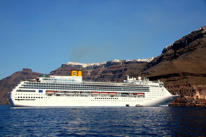 Rejs firmowy po wyspach greckich