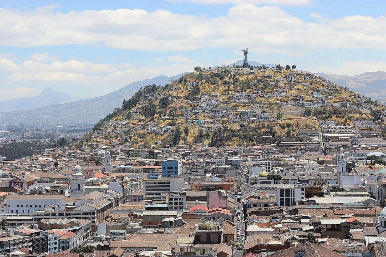 Wyjazdy incentive travel Ekwador