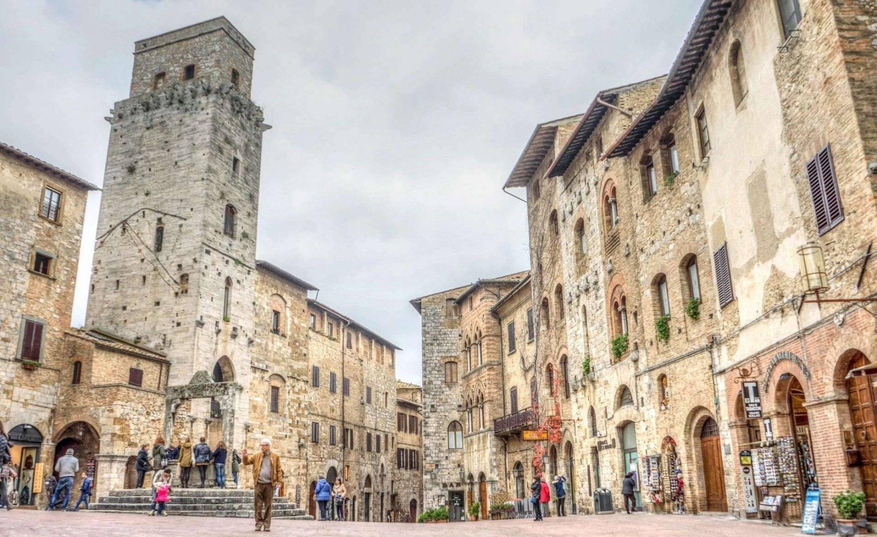 Wycieczka Piękna Toskania