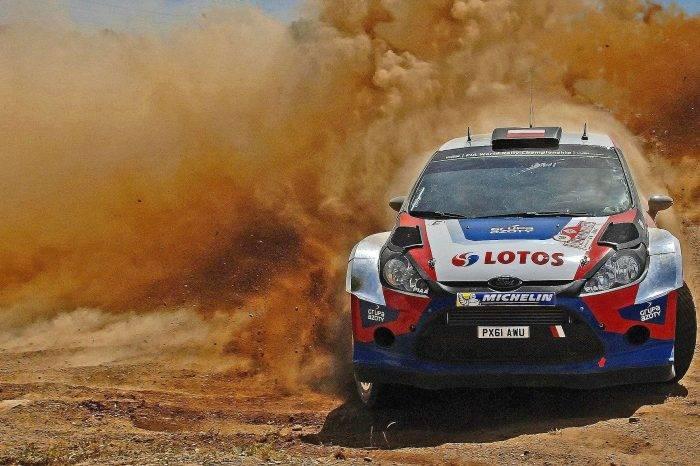 Wyjazd firmowy rajd WRC Sardynii