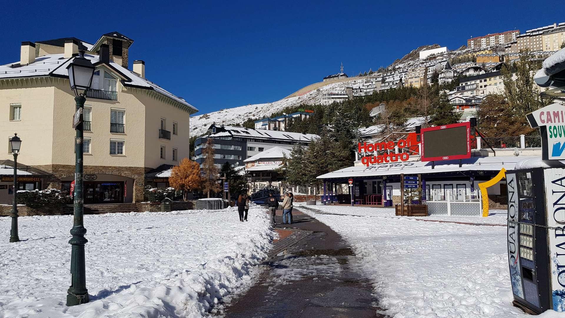 Wyjazd narciarski Sierra Nevada