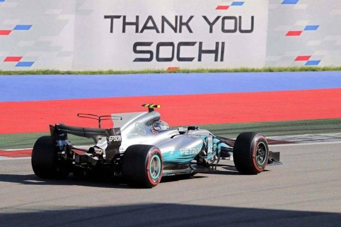 Wyjazd na Formuła 1 Soczi