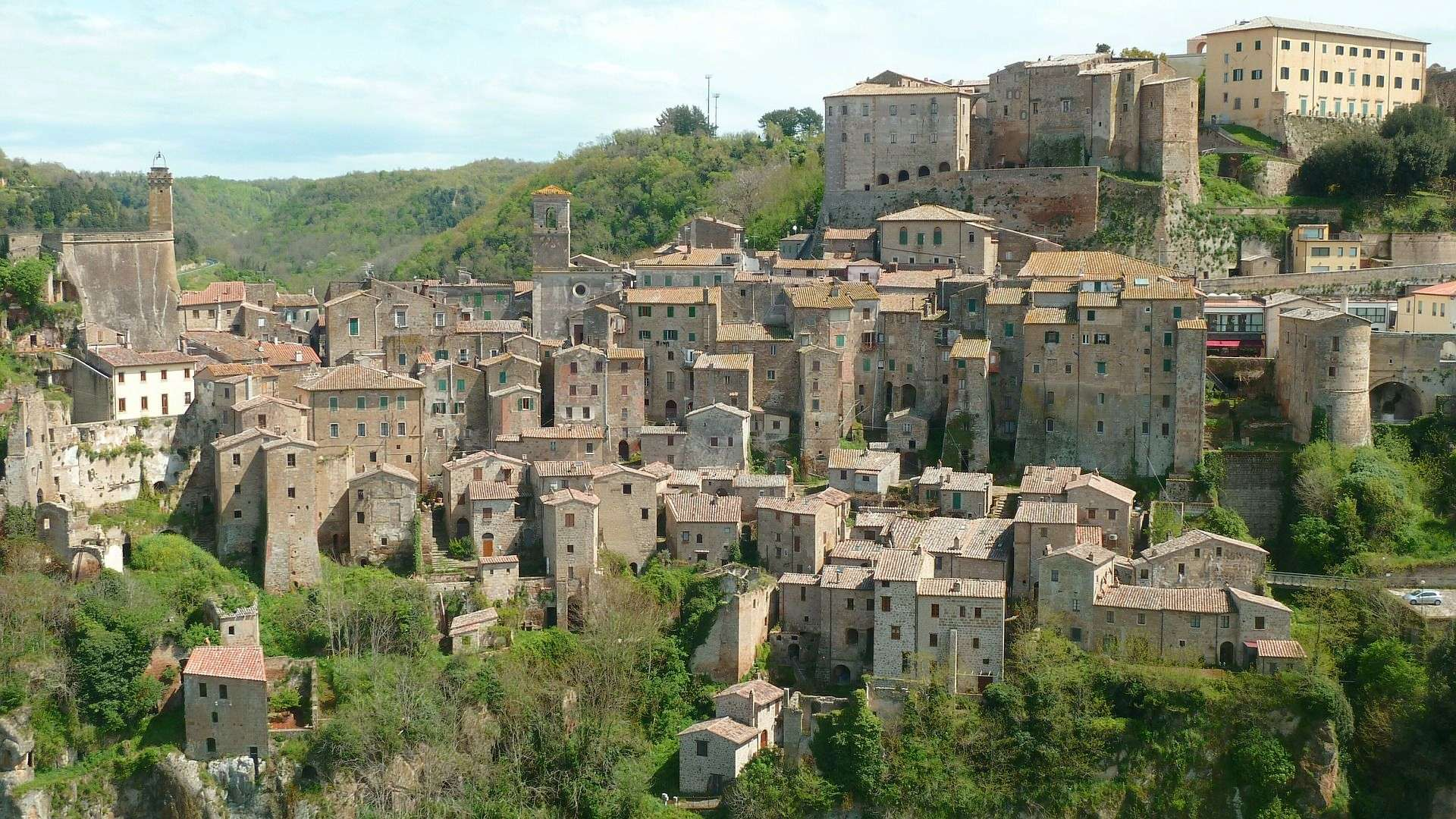Wycieczka firmowa do Toskanii