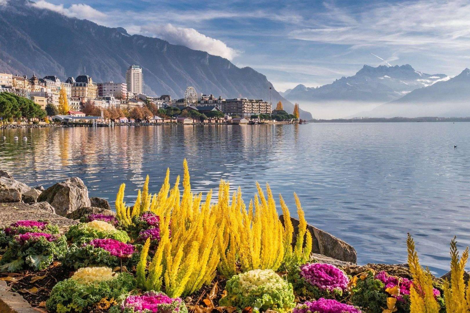 Wyjazd firmowy do Szwajcarii