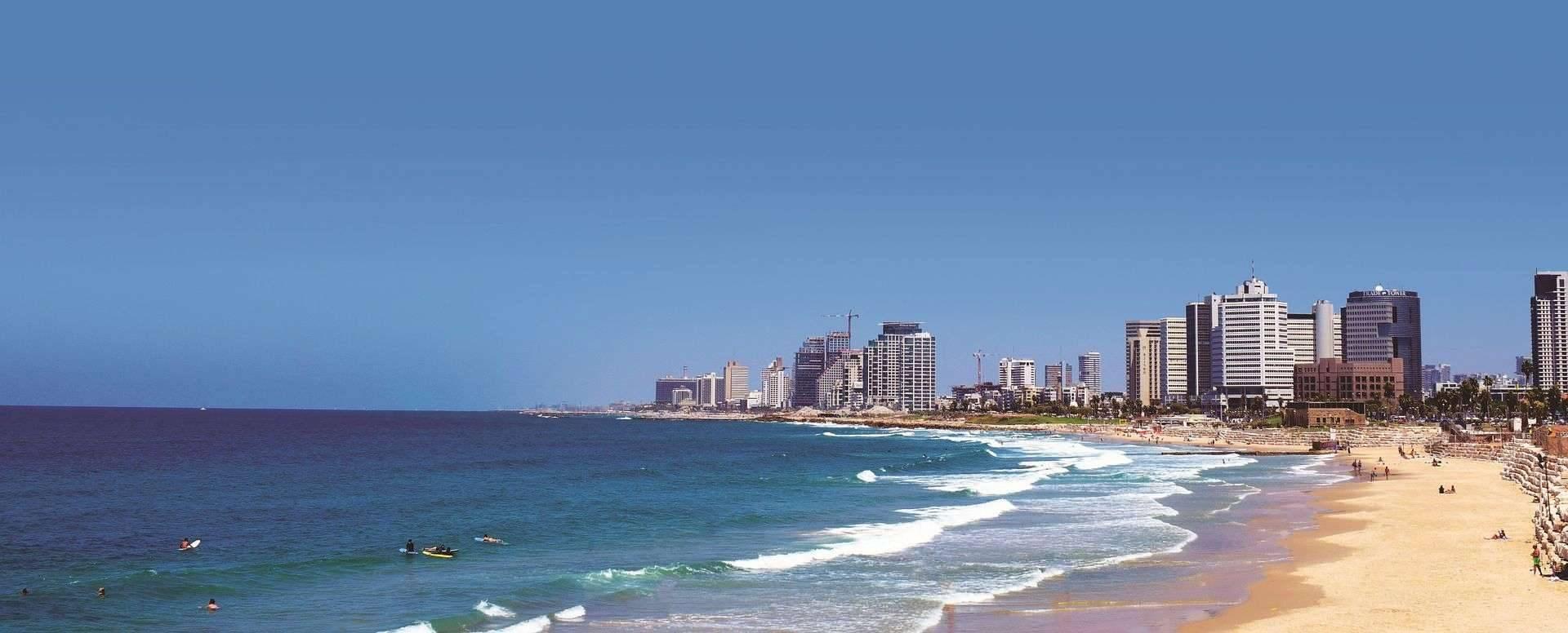 Wycieczka dla firm do Izraela