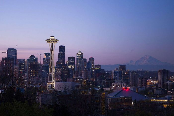 Wizyta w Seattle wyjazd firmowy