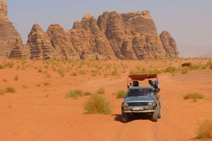 Weekend w Jordanii wycieczka firmowa