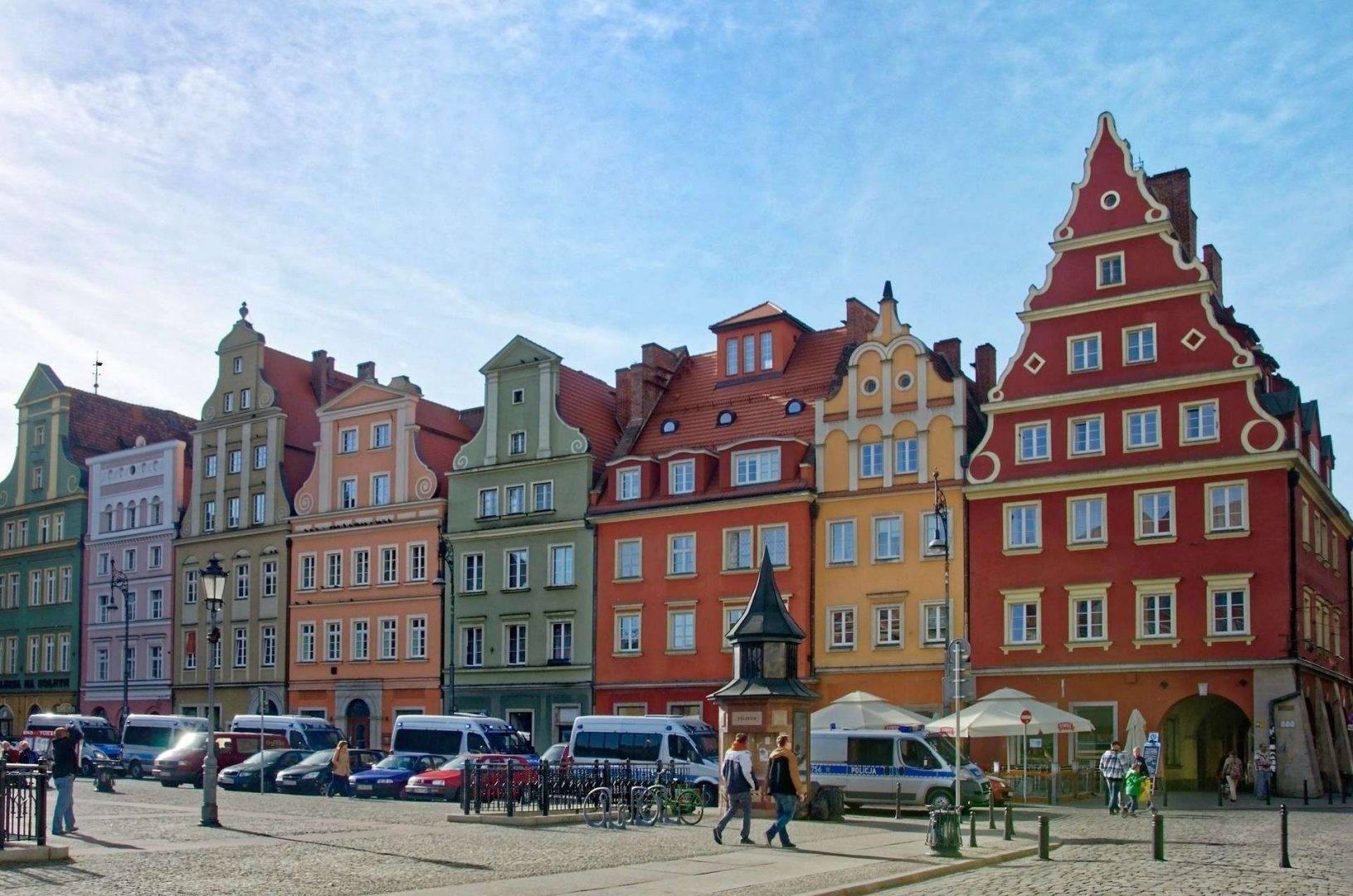 Wycieczka firmowa Wrocław