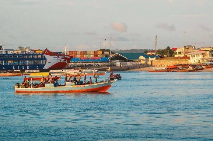 Wyjazd firmowy na Zanzibar