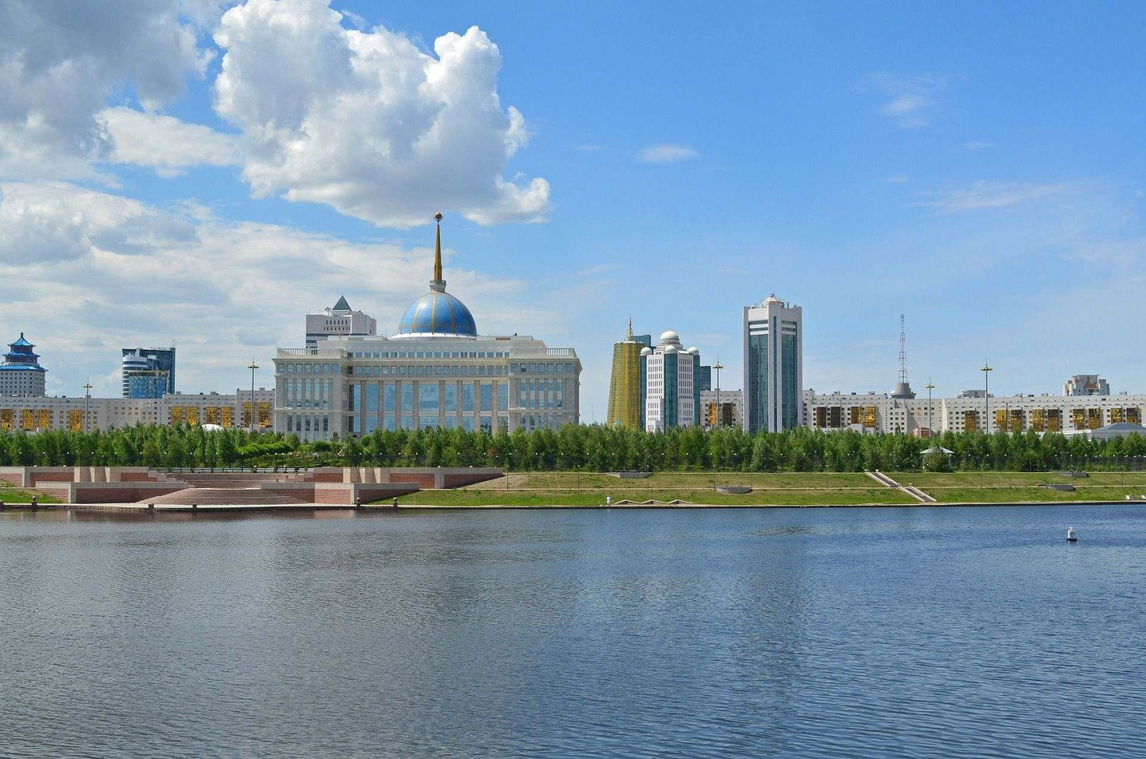 Wyjazdy dla firm do Kazachstanu