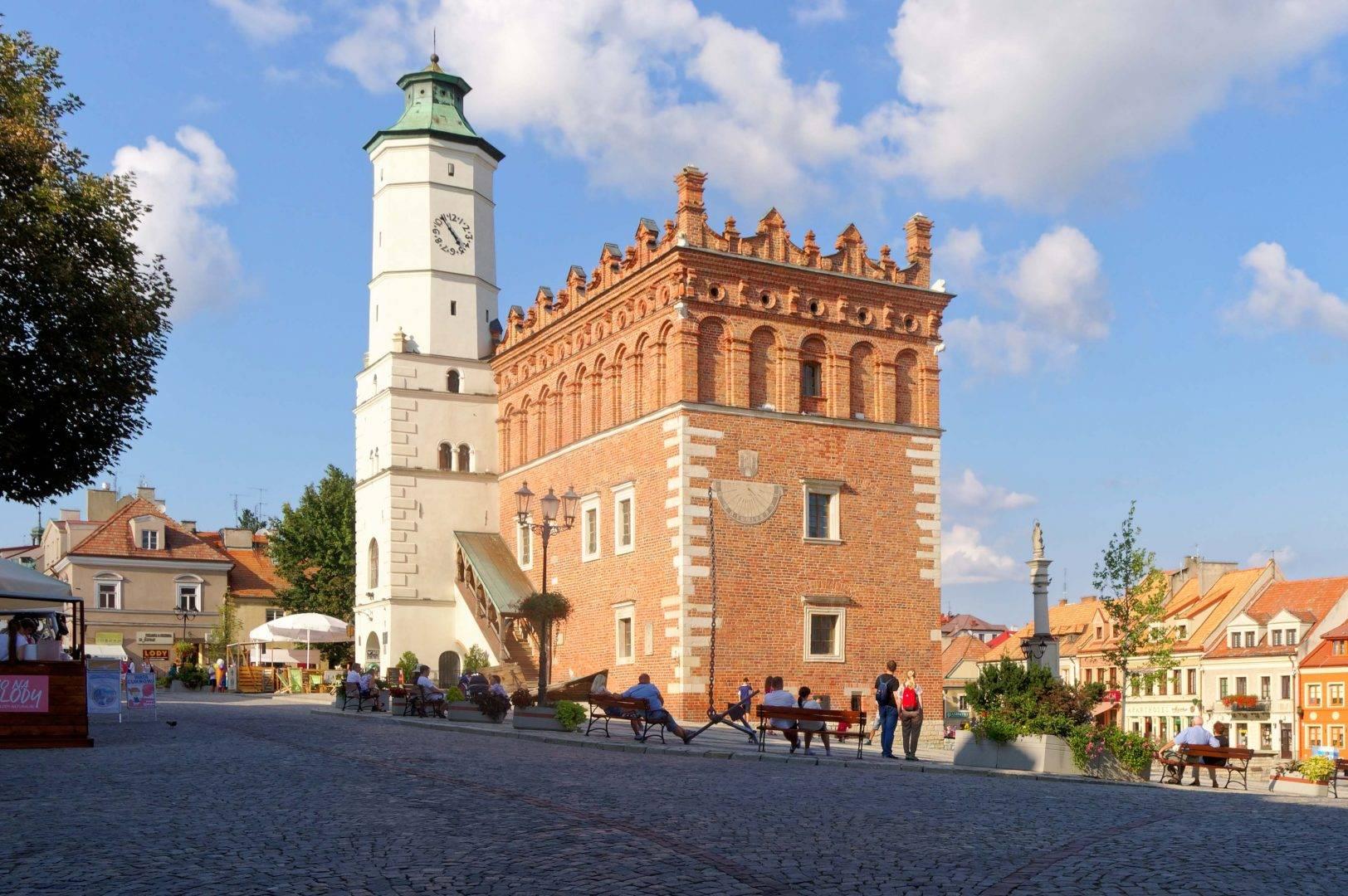 Wycieczka firmowa do Sandomierza