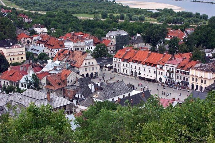 Wycieczka Kazimierz Dolny i Puławy