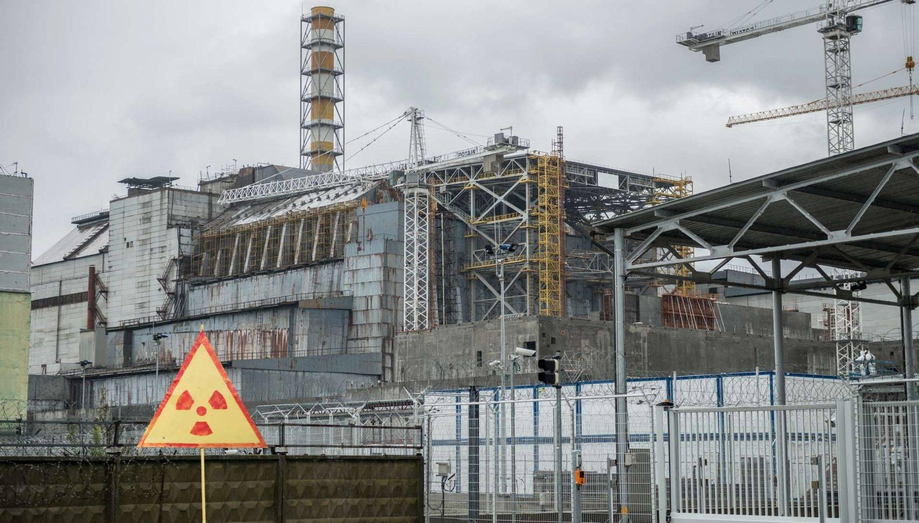 Wyjazd firmowy do Czarnobyla