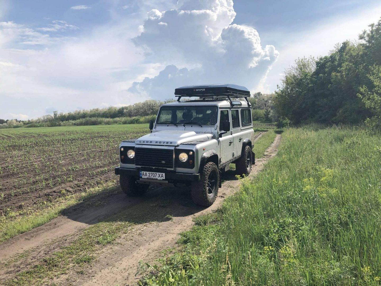 Offroad na Ukrainie