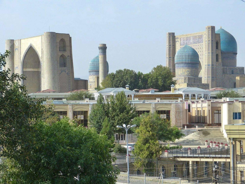 Wyjazdy dla firm do Uzbekistanu
