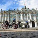 Wycieczka firmowa St. Petersburg