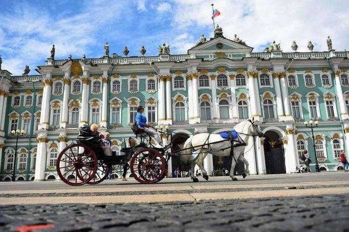 Wycieczka firmowa Sankt Petersburg