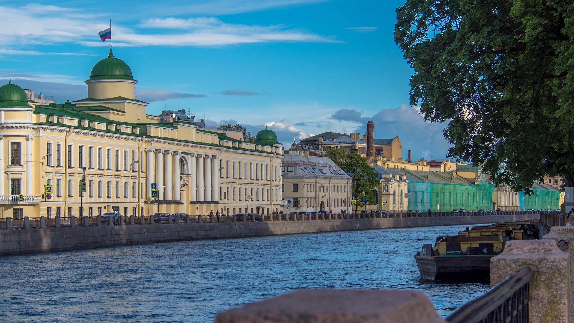 Weekend w Petersburgu wyjazd firmowy