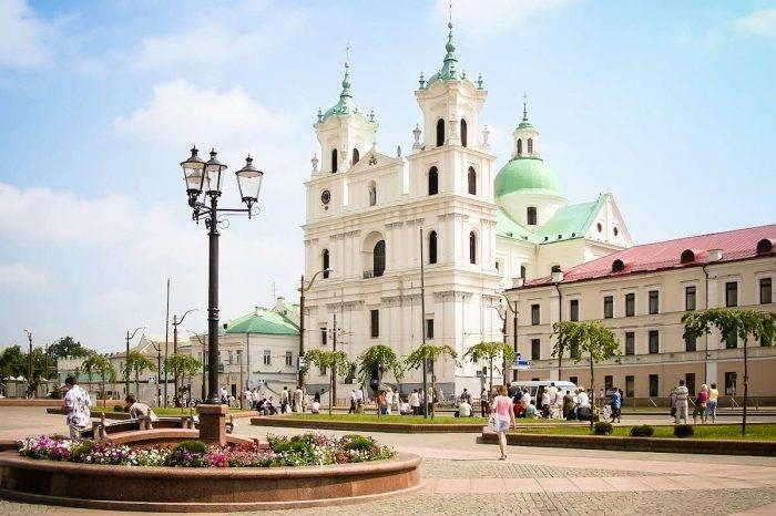 Białoruś na ludowo
