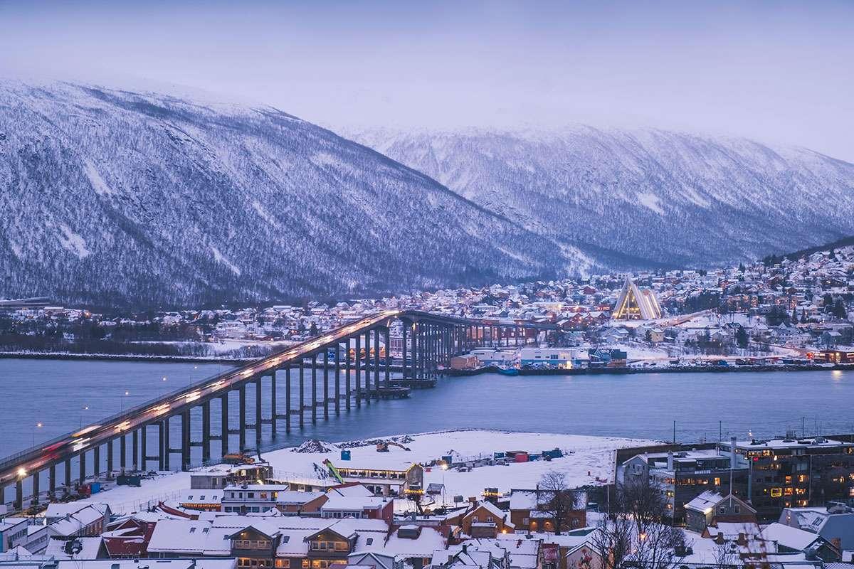 Wycieczka firmowa do Norwegii