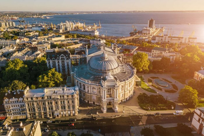 Wycieczka firmowa Odessa