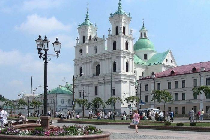 Krótka wycieczka na Białoruś