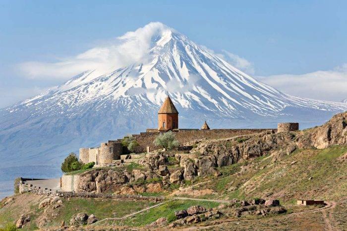 Armenia kraj Noego