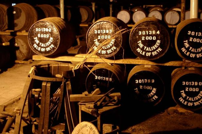 Szkocja kraina whisky