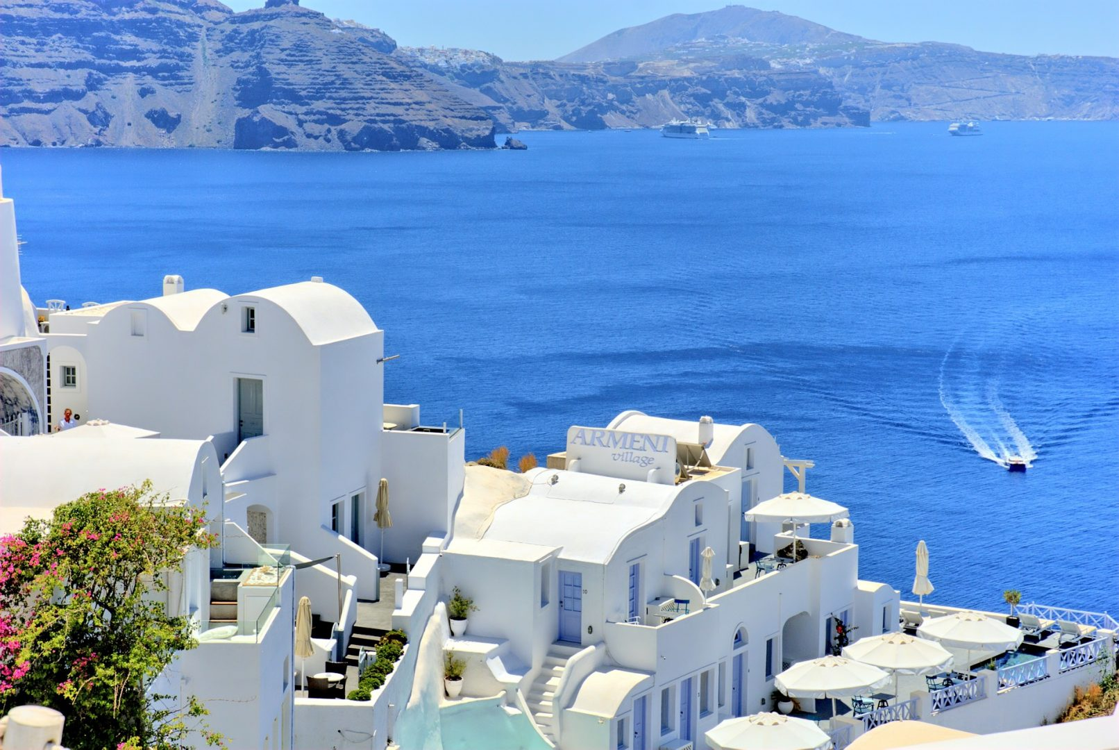 Wyjazd na Santorini