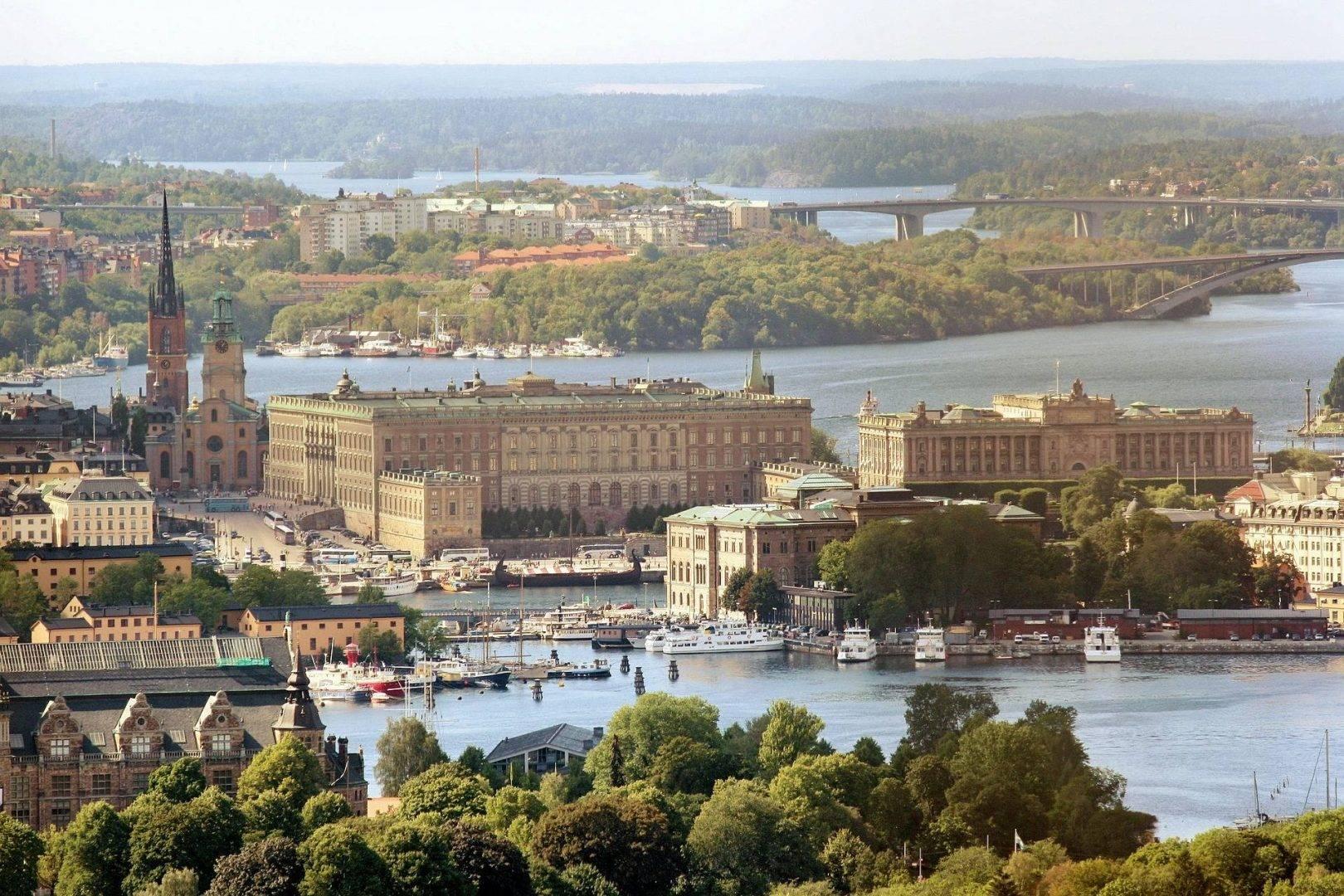 Wyjazd firmowy do Sztokholmu