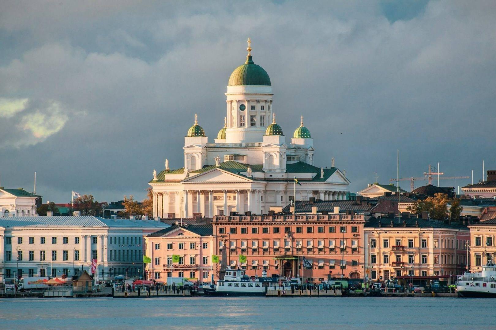 Wyjazd firmowy do Sztokholmu i Turku